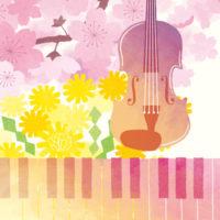 知多半島 春の国際音楽祭2019 ポスター